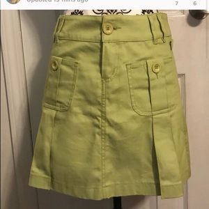 Vintage Moschino jeans skirt